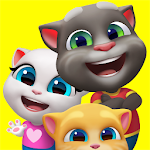 My Talking Tom Friends icon