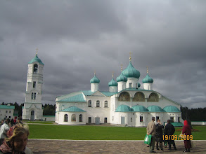Photo: Колокольня, церковь свв. прор. Захарии и Елизаветы  и Преображенский собор