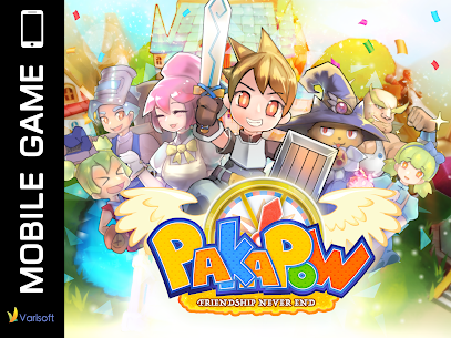 Pakapow : Friendship Never End Apk Download For Android and Iphone 6
