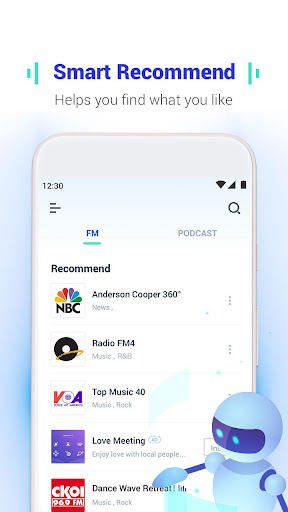 Melody Radio - Live radio, Music & Free FM 1.0.1 app download 3