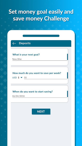 52 weeks money challenge goal tracker apk download apkpure co