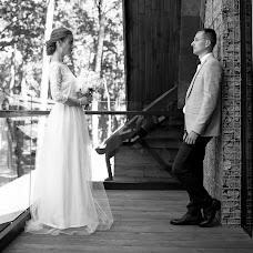 Wedding photographer Bogdan Gontar (bodik2707). Photo of 11.08.2018