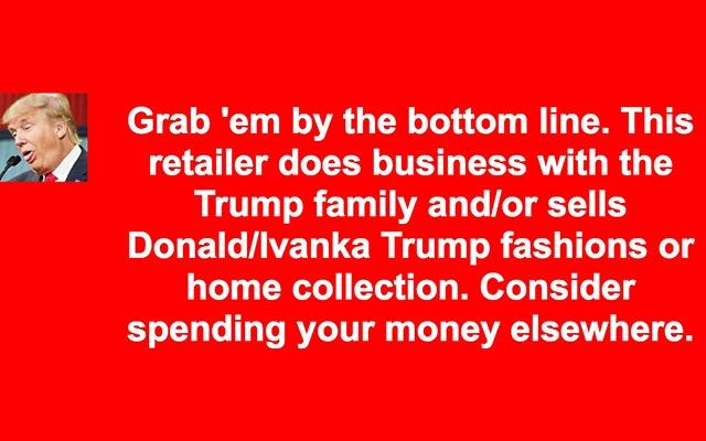 Trump Dumper