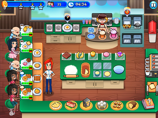 Chef Rescue - Cooking & Restaurant Management Game 2.8 screenshots 15