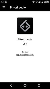 Bitsler Script - náhled