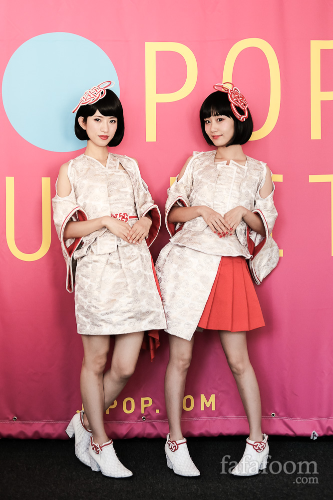 Yanakiku at J-Pop Summit 2017. Image: Christian Hadidjaja for Fafafoom.