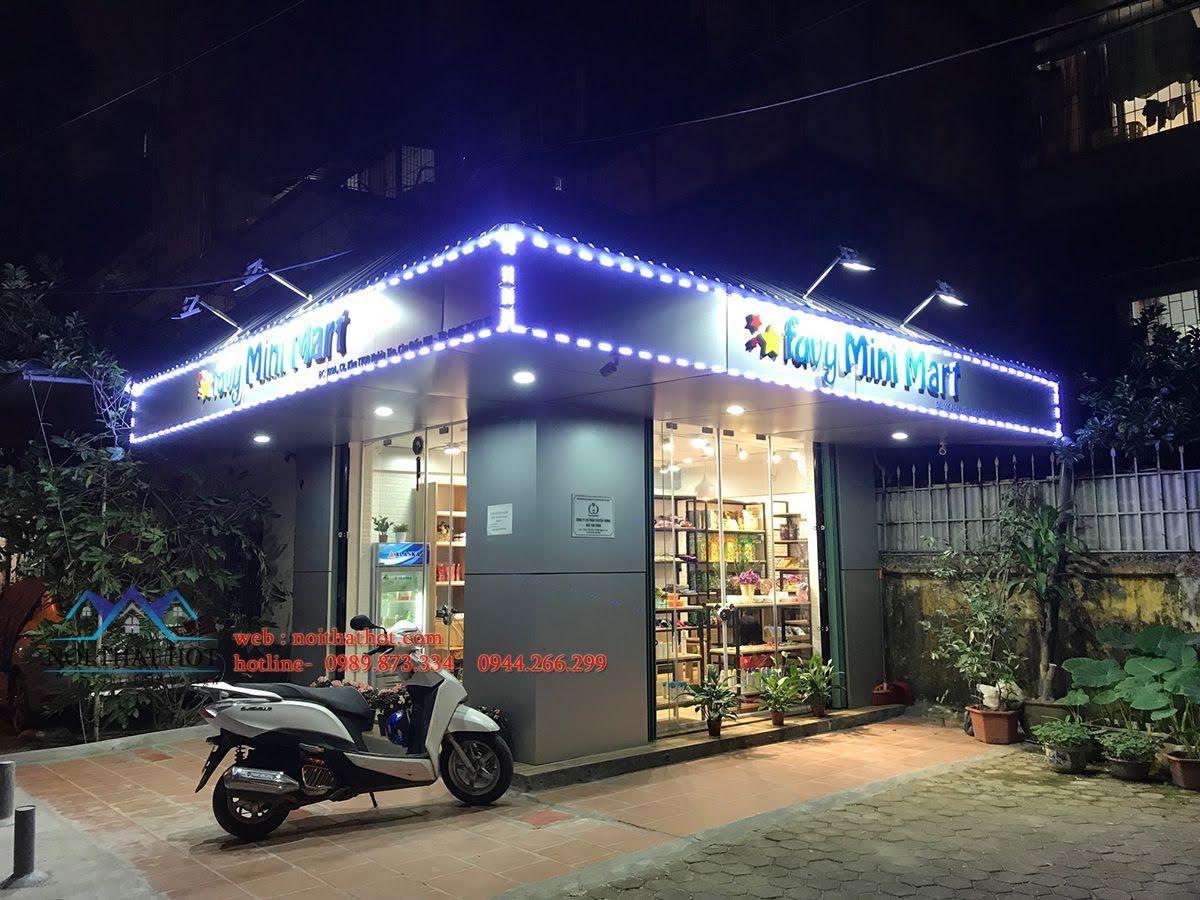 thiết kế cửa hàng tiện ích 12