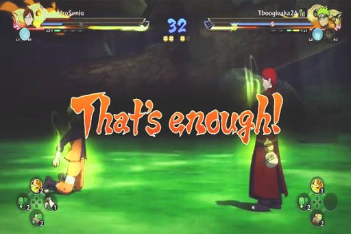 Trick Naruto Ultimate Ninja Strom 4 New Fight 1.0 screenshots 6