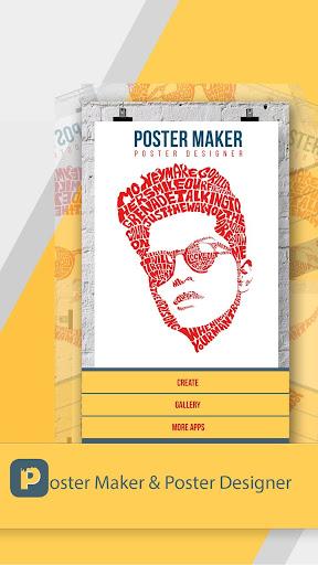 Poster Maker & Poster Designer 2.4.5 screenshots 1