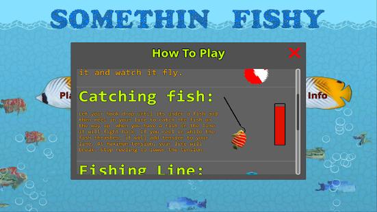 Somethin Fishy - náhled
