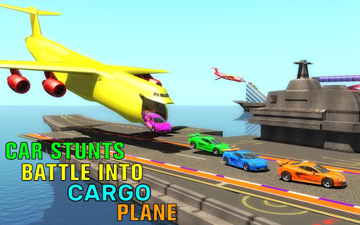 Cars Stunts Battle Into Cargo Plane for PC