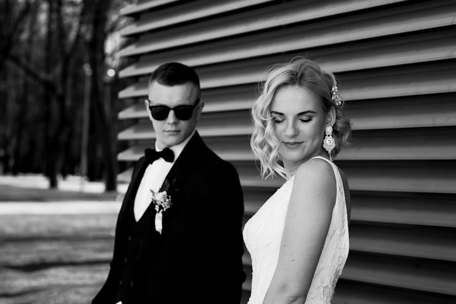 Wedding photographer Darius Žemaitis (fotogracija). Photo of 11.05.2019