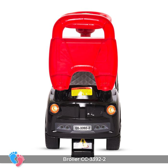 Xe chòi chân hình Ô tô Broller CC-3392-2 11