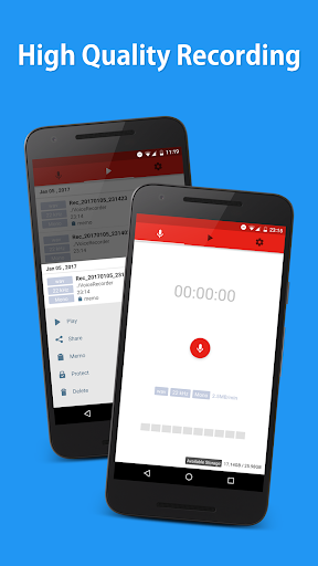 Voice Recorder Pro (License) app (apk) free download for Android/PC/Windows screenshot