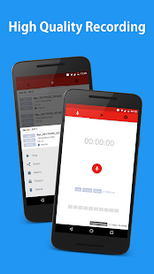 Voice Recorder Pro (License)- screenshot thumbnail