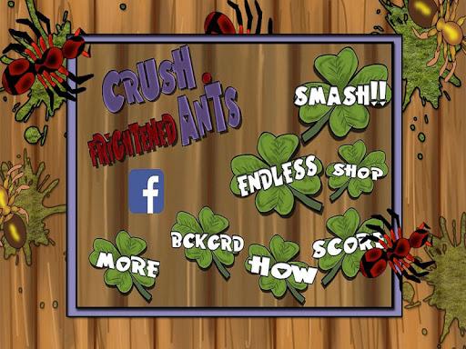 Crush Frightened Ants