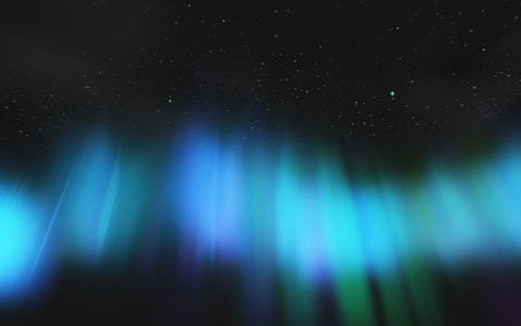 Aurora 3D Live Wallpaper Free screenshot 8