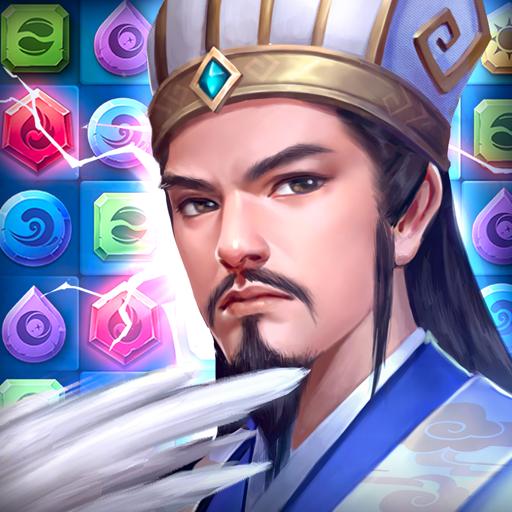 Three Kingdoms & Puzzles: Match 3 RPG