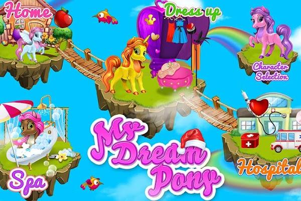 Pony Dream Makeover - screenshot