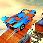 Extreme Stunt Car Racing Track icon