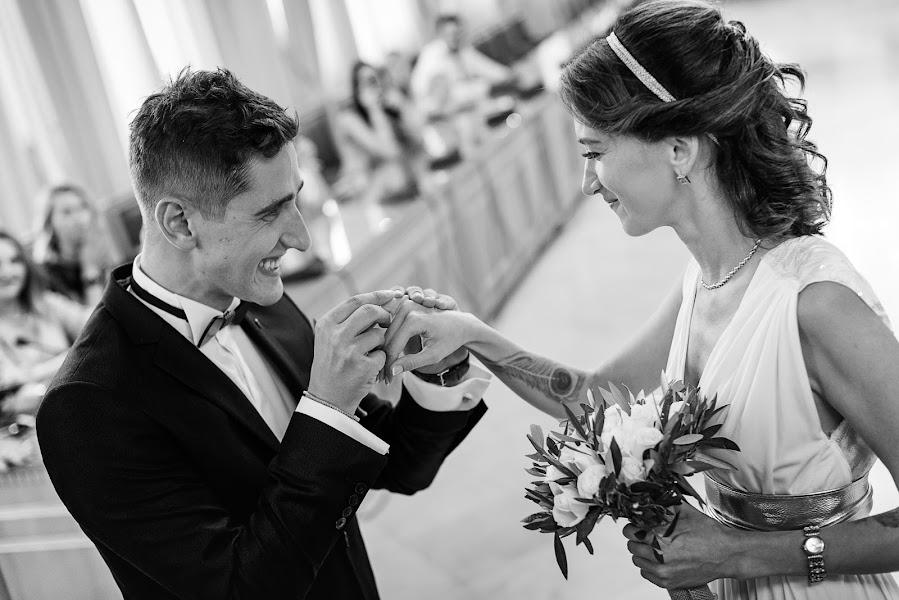 Bröllopsfotograf Maksim Prikhodnyuk (Photomaxcrete). Foto av 26.11.2018