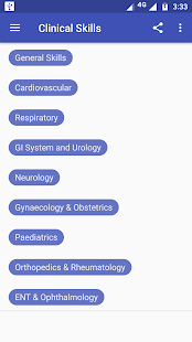 Download Clinical Skills For PC Windows and Mac apk screenshot 1