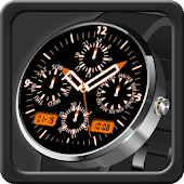 A15 WatchFace for Moto 360