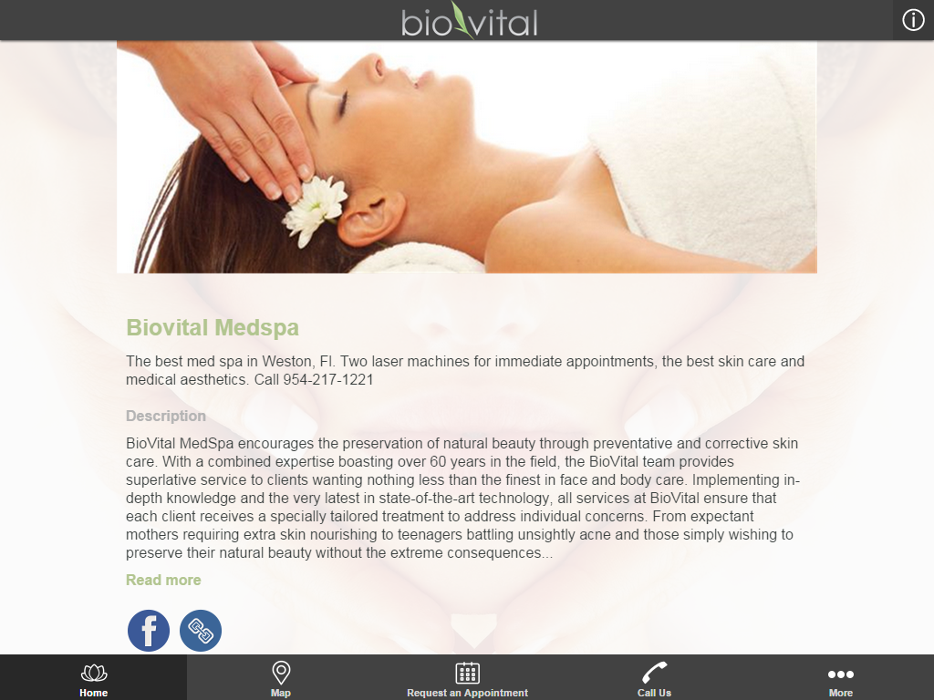 BioVital Medspa- screenshot