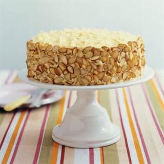Almond-apricot Cake
