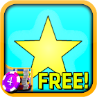 3D Superstar Slots - Free icon