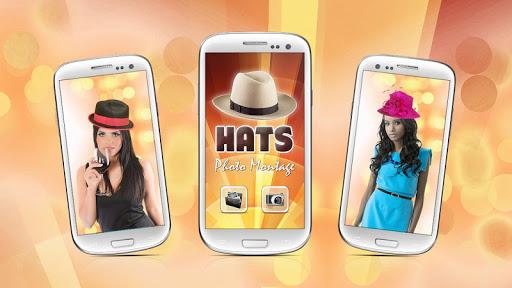 玩攝影App 帽子フォトモンタージュ免費 APP試玩