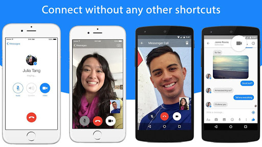 Free Video Call & Voice Call App : All-in-one 1.3 screenshots 1