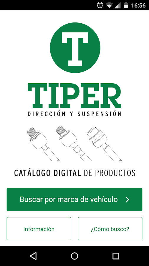 Tiper- screenshot