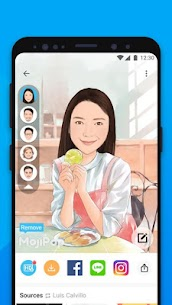 MojiPop MOD APK [VIP Subscription Unlocked + No Watermark] 4