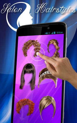玩免費攝影APP|下載サロンヘアスタイル app不用錢|硬是要APP