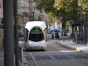 Photo: ...not to mention trams...