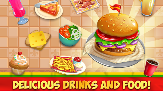 My Burger Shop 2 MOD APK [Unlimited Money + No Ads] 3