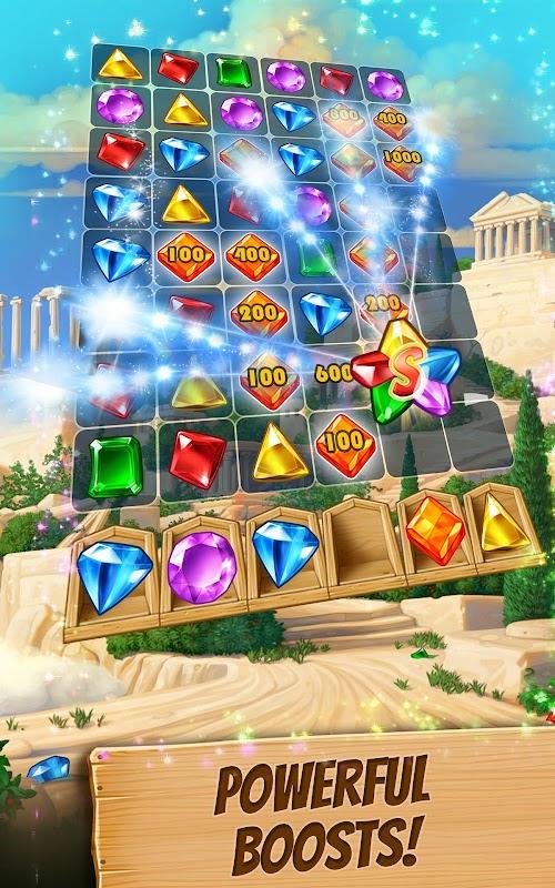 Screenshot 2 Cascade: Jewel Matching Adventure 2.2.0 APK MOD
