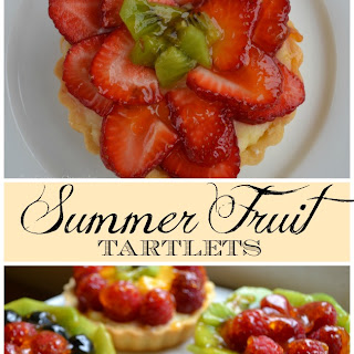 Summer Fruit Tartlets
