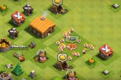 clash of clans latest apkpure