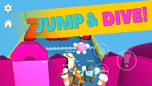 Fall Beans Multiplayer Party Race apkdebit screenshots 11