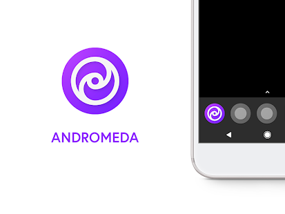 andromeda ★ substratum stock rootless backend 8.x Screenshot