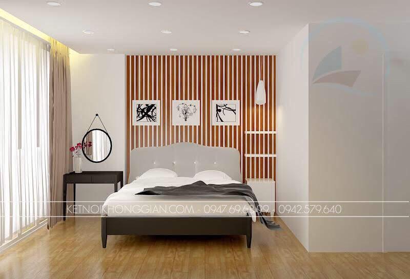 thiết kế phòng ngủ đơn giản 2