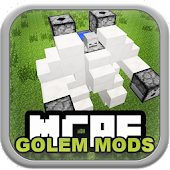 Golem MODS For MCPE