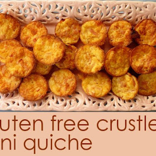 Gluten Free Mini Quiche Recipes.