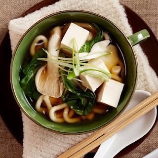 Miso Udon Soup.
