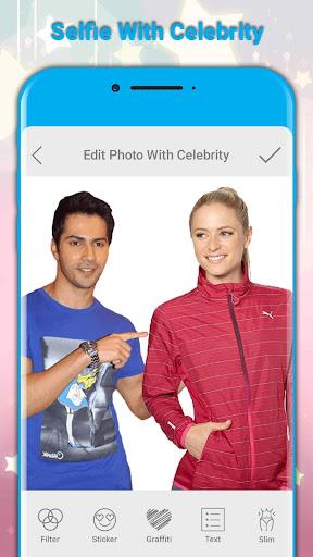 Celebrity Photo and Me...!!!! 1.2 screenshots 2