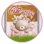 Cute Teddy Pink Theme