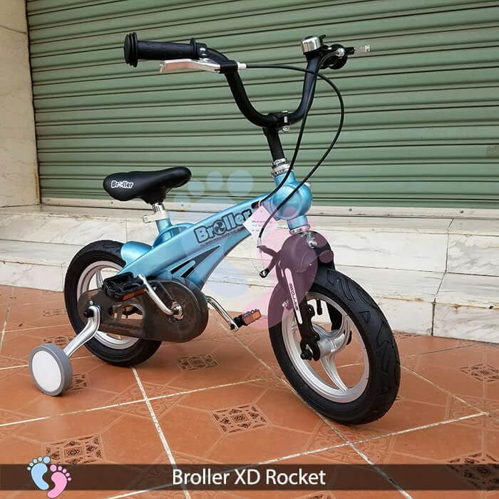 Xe đạp cho bé Broller XD Rocket 2 pt 2