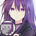 Anime Girl Color By Number APK